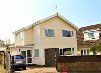 Thumbnail 4 bedroom detached house for sale in Pennard Drive, Southgate, Swansea