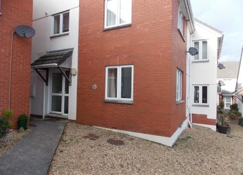 Thumbnail 1 bed flat to rent in Pendruccombe Gardens, Tavistock Road, Launceston