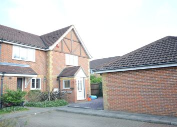Thumbnail 3 bedroom semi-detached house to rent in Blackthorn Close, Earley, Reading