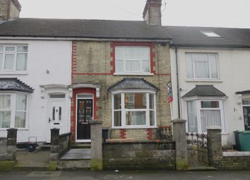 Thumbnail 3 bed terraced house to rent in Campbell Road, Maidstone
