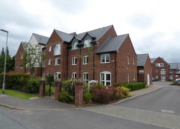 Thumbnail 2 bedroom flat for sale in Wombrook Court, Wombourne, Wolverhampton