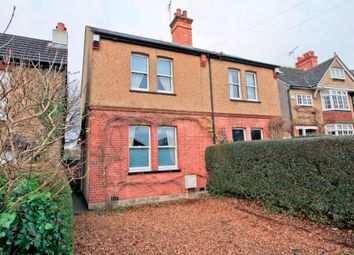 Thumbnail 2 bed semi-detached house to rent in Church Road, Northwood