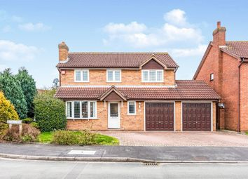4 bed detached house for sale in Grunmore Drive, Stretton, Burton-On-Trent DE13