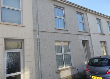 Thumbnail 3 bed terraced house to rent in Stafford Street, Llanelli