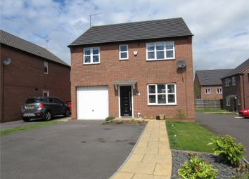 Thumbnail 4 bed detached house for sale in Blackshale Road, Mansfield Woodhouse, Nottinghamshire