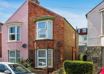 Thumbnail 3 bed semi-detached house for sale in Brooklyn Road, Seaford