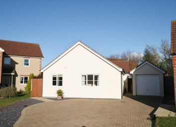 Thumbnail 4 bed property for sale in West Carr Road, Attleborough