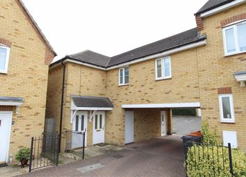 Thumbnail 1 bed maisonette for sale in Bushell Close, Leighton Buzzard