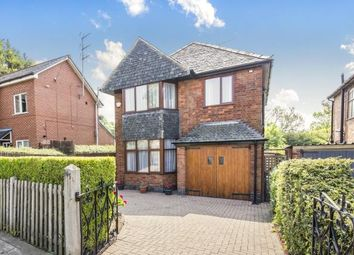Thumbnail 4 bed detached house for sale in Knighton Lane East, Leicester, Leicestershire