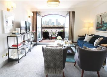 Thumbnail 1 bedroom flat for sale in Trafalgar Court, Wapping Wall, London