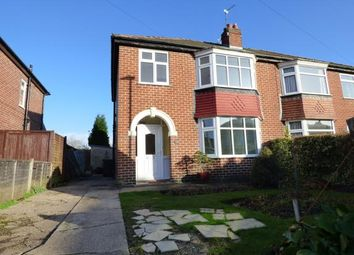 Thumbnail 3 bed semi-detached house for sale in Ridgeway Avenue, Littleover, Derby, Derbyshire