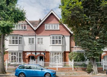 Queen Anne's Grove, London W4. 5 bed terraced house