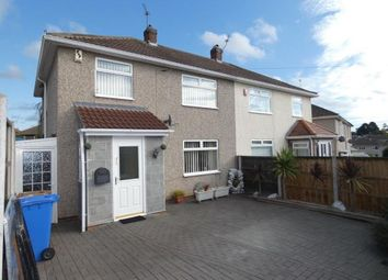 Thumbnail 3 bedroom semi-detached house for sale in Ledbury Place, Derby, Derbyshire