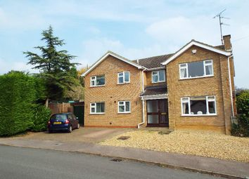 Thumbnail 4 bed detached house for sale in Red Hill Crescent, Wollaston, Northamptonshire