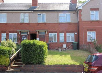 Thumbnail 2 bed terraced house for sale in Tenanted Residential Investment, The Terrace, Cradley Heath