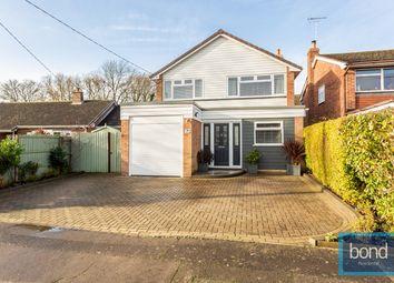 Thumbnail 4 bed detached house for sale in Hopping Jacks Lane, Danbury