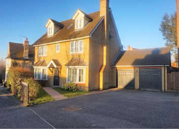 Thumbnail 5 bed detached house for sale in Mason Way, Rochester