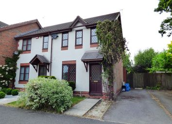 Thumbnail 2 bed end terrace house to rent in Privet Close, Lower Earley, Reading