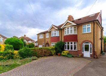 Thumbnail 5 bed semi-detached house for sale in Sunnymede Avenue, Epsom