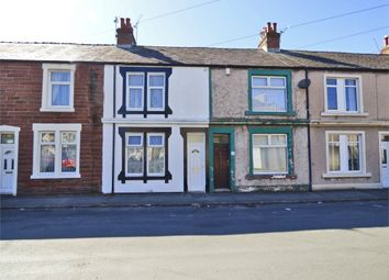 Thumbnail 3 bed terraced house for sale in Napier Street, Workington, Cumbria