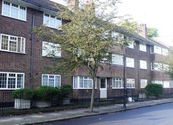 Thumbnail 2 bedroom flat to rent in Garden Row, London
