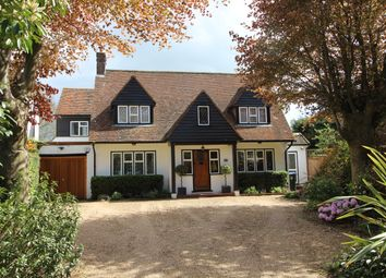 Thumbnail 4 bed detached house for sale in The Close, Brookmans Park