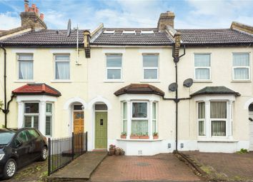 Thumbnail 4 bed terraced house for sale in Walpole Road, South Woodford, London