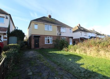 Thumbnail 3 bedroom semi-detached house for sale in Simpson Road, Bletchley