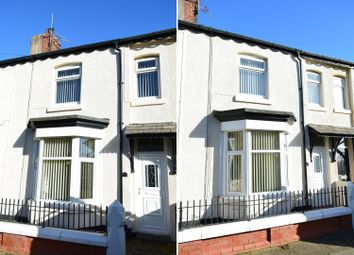 Thumbnail 2 bed terraced house for sale in Byron Street, Blackpool