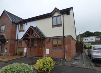 Thumbnail 2 bedroom property to rent in Burgess Meadows, Johnstown, Carmarthen