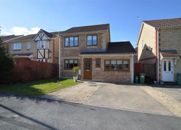 Thumbnail 3 bed detached house to rent in Heol Ysgawen, Llanharry, Pontyclun
