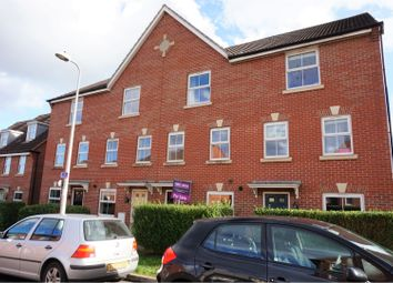 Thumbnail 4 bed terraced house for sale in Perry Road, Long Ashton