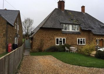 Thumbnail 3 bed semi-detached house for sale in Shutford Road, North Newington, Banbury, Oxfordshire