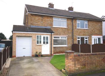 Thumbnail 2 bed semi-detached house for sale in Graham Road, Kirk Sandall, Doncaster