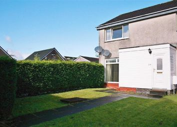 Thumbnail 2 bed flat for sale in Hayfield Terrace, Denny, Stirlingshire