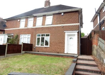 Thumbnail 3 bed semi-detached house to rent in Woodmeadow Road, Kings Norton, Birmingham