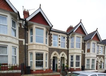 Thumbnail 4 bed property for sale in Mafeking Road, Penylan, Cardiff