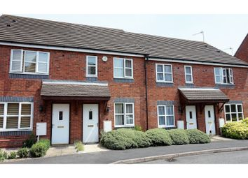 Thumbnail 2 bed terraced house for sale in Hipkiss Gardens, Droitwich