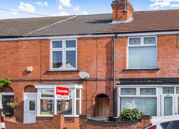 Thumbnail 2 bed terraced house for sale in Duncan Road, Aylestone, Leicester