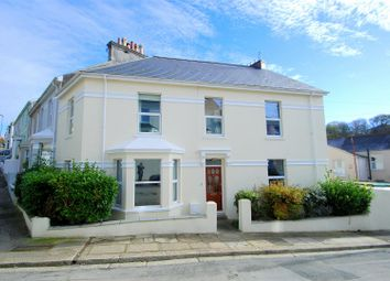 Thumbnail 4 bed end terrace house for sale in Park Road, Mannamead, Plymouth