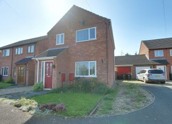 Thumbnail 3 bed detached house for sale in Atkins Close, Littleport, Ely