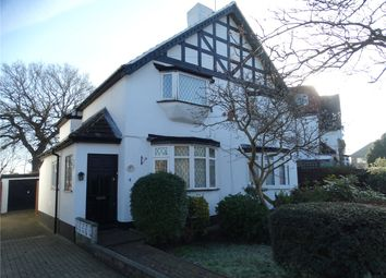Thumbnail 2 bedroom semi-detached house for sale in Glebe House Drive, Hayes, Kent