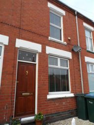 Thumbnail 2 bedroom terraced house for sale in Latham Road, Earlsdon, Coventry