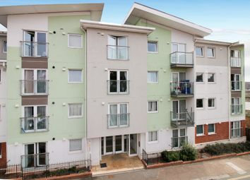 Thumbnail 1 bed flat for sale in Red Lion Lane, Exeter