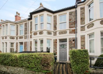Thumbnail 4 bed terraced house for sale in Gathorne Road, Southville, Bristol