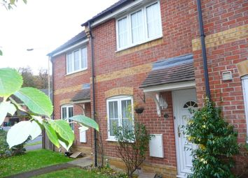 Thumbnail 2 bed terraced house to rent in Marston Drive, Newbury