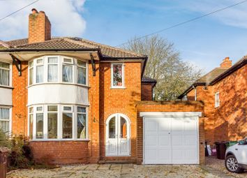 Thumbnail 3 bed semi-detached house for sale in Ralph Road, Shirley, Solihull