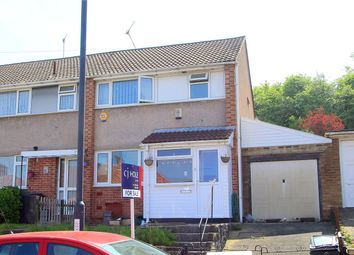 Thumbnail 4 bed semi-detached house for sale in Glyn Vale, Bedminster, Bristol