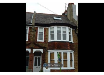 3 bed maisonette to rent in Compton Road, Brighton BN1