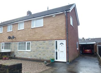 Thumbnail 3 bed semi-detached house for sale in Stanley Road, Farington